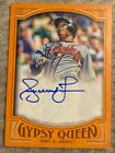 2016 Topps Gypsy Queen Baseball Cards 54