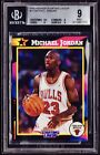 1992 KENNER STARTING LINEUP #14 MICHAEL JORDAN *BGS MINT 9 *POP=7 *ONLY 1 HIGHER