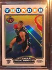 2008 Topps Chrome Russell Westbrook Refractor RC BGS 9