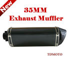 35MM Exhaust Muffler With removable silencer Racing 125 150 200 250cc Motorcycle