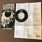 LOUDNESS Slaughter House JAPAN 3-track 3