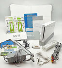 Nintendo Wii RVL-001 (USA) & Wii Balance Board, Extras, Exl Pre-Owned Condition