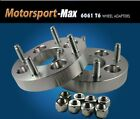 2 Wheel Adapters 4 Lug 100 To 4 Lug 110 Spacers | 4x100 To 4x110 Thickness 1