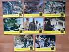 David Lean THE BRIDGE ON THE RIVER KWAI rare set of 8 German lobby cards