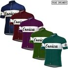Cycling Jersey Shirt Retro Bike Ropa Ciclismo MTB Maillot