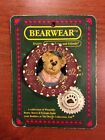 Boyds Bears Bearwear Friends Of Boyds Frolickin' 2002 Pin