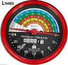 Farmall 300 & 350 Row Crop   Gas Tractor     Replacement Tachometer    363829R91