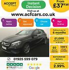 2014 BLACK MERCEDES A180 15 CDI SPORT DIESEL MANUAL CAR FINANCE FROM 37 PW