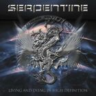 SERPENTINE Living And Dying In High Definition + 2 JAPAN CD Shy TNT FM Magnum