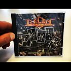 Recon/Behind Enemy Lines 1st Press 1990 CD Like New UBER RARE Heavy Metal