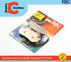 1988 HONDA VF 750 C V45 MAGNA - FRONT EBC HH RATED SINTERED BRAKE PADS - 1 PAIR