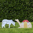 Outdoor Nativity Store Outdoor Nativity Set Add on Donkey and Camel Standard