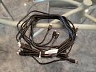 Lot of 10 3ft 6pin Male M IEEE1394a Firewire iLink DV 400mbs Cable Mac Apple