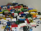 MATCHBOX HOTWHEELS  OTHERS 75 PIECE LOT WORK TRUCKS TRAILERSFORKLIFTS ETC