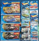 C18 Hot Wheels lot 12 Treasure Hunt Racing Scooter Ford Mustang Fire Eater +