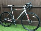 Boardman CX team Cyclocross Bike 555cm Avid Disc Brakes SRAM Specialized Mavic
