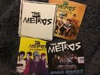 The Metros - X4 Cd Promo  Bundle - More Money - Education Pt2 - Talk About It -