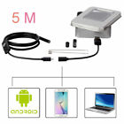 Usb Endoscope Wifi Endoscope Inspection Camera For Iphone Android Mac Ios Pc