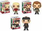 HOME ALONE SET of 3 KEVIN,HARRY & MARV FUNKO POP TOYS MOVIES 491,492,493 NIB