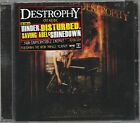 DESTROPHY - CRY HAVOC..USA HEAVY METAL. 2011. VICTORY RECORDS.FREE SHIPPING!!