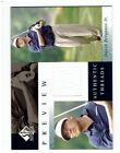 2001 SP Authentic Golf Cards 16