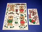 Christmas Suzys Zoo Scrapbooking Stickers