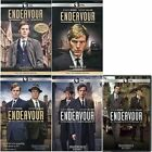 Endeavour Seasons 1 5 Disc DVD Set Complete Series 60 Day Extended Warranty