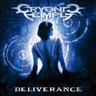 CRYONIC TEMPLE Deliverance + 1 JAPAN CD Anozia Sweden Melodic Power Metal !
