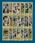 2011 Topps Gypsy Queen MINI SP Lot  35 Card Lot  Gypsy Red Back Baseball