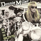 Donnie Miller - One Of The Boys  1989 Original CBS Records Release