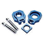 Racing Axle Block Blue for KTM 450 EXC-R 2008-2011