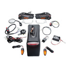 Motorcycle Enduro Lighting Kit with Handguard Turn Signals for KTM 125 EXC 1989-