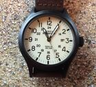 Timex Expedition Mens Watch. New Battery. Runs. Indiglo. Little Wear.