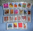 T D - Pyramid Dreams Entire set volumes 1 to 50 (44 discs) tangerine dream
