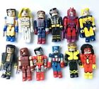 Marvel Mini Mates Collection Lot 12 Figures X Men Wolverine Comic Book Toys Gift