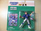 Starting Lineup Figure - Drew Bledsoe - Patroits -1996 w/ Collector Card