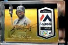 2018 Topps Dynasty DAVID ORTIZ 1 1 Patch Auto One of One* Majestic Tag Game Worn