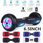 65 LED Wheels Hoverheart Hoover boards Chrome Electric Self Balancing Scooter