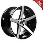 For 7 series 20 Staggered or Non Staggered Marquee 3226 Black Wheels Popular