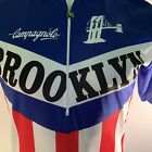 Brooklyn New York Campagnolo Racing Bicycle Cycling Jersey USA M 3 48 Giordana