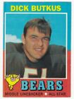 Dick Butkus Cards, Rookie Cards and Autographed Memorabilia Guide 10