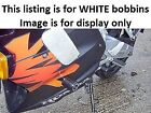 R&G RACING Crash Protector - Honda NSR125  **WHITE**