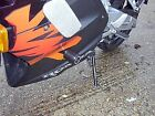 R&G RACING Crash Protector - Honda NSR125  **BLACK**