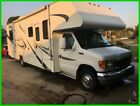 05 Thor Four Winds Chateau 31V 316 Class C Motorhome Ford Gas Engine Slide Out