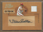 2005 Leather and Lumber Lumber Cuts Jersey #53 Steve Carlton 13 14 Jersey Auto