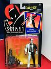 Vintage Batman the Animated Series Two Face MOC Kenner