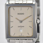 Auth RADO DIA STAR 160.0442.3 Date Quartz Men's Watch N#74247