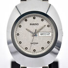 Auth RADO DIA STAR 114.0391.3 Day&Date Quartz Men's Watch N#74650