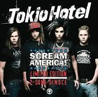 SCREAM AMERICA CD TOKIO HOTEL BRAND NEW SEALED
