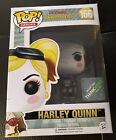 FUNKO POP DC COMICS BOMBSHELLS HARLEY QUINN 166 THINK GEEK Exclusive W Protector